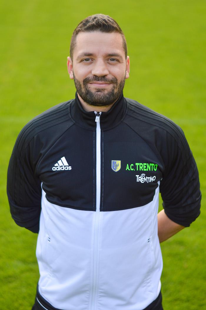 Daniele Tabarelli | Preparatore atletico