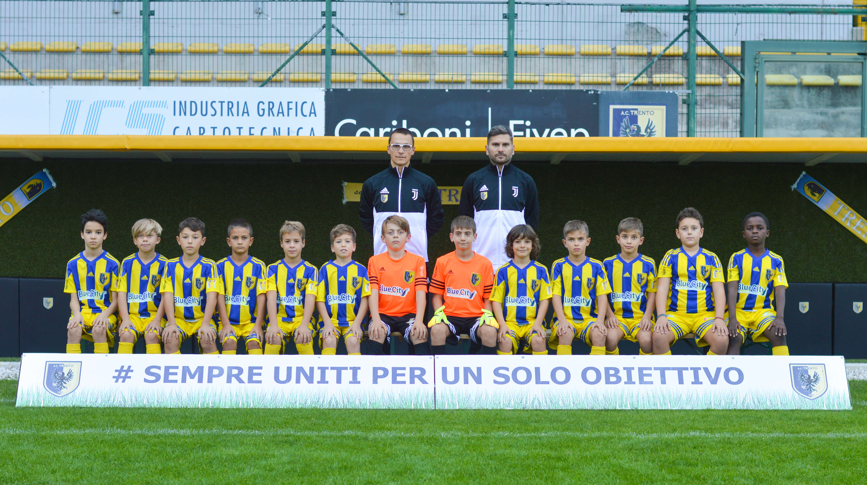 Squadra Pulcini B 2008