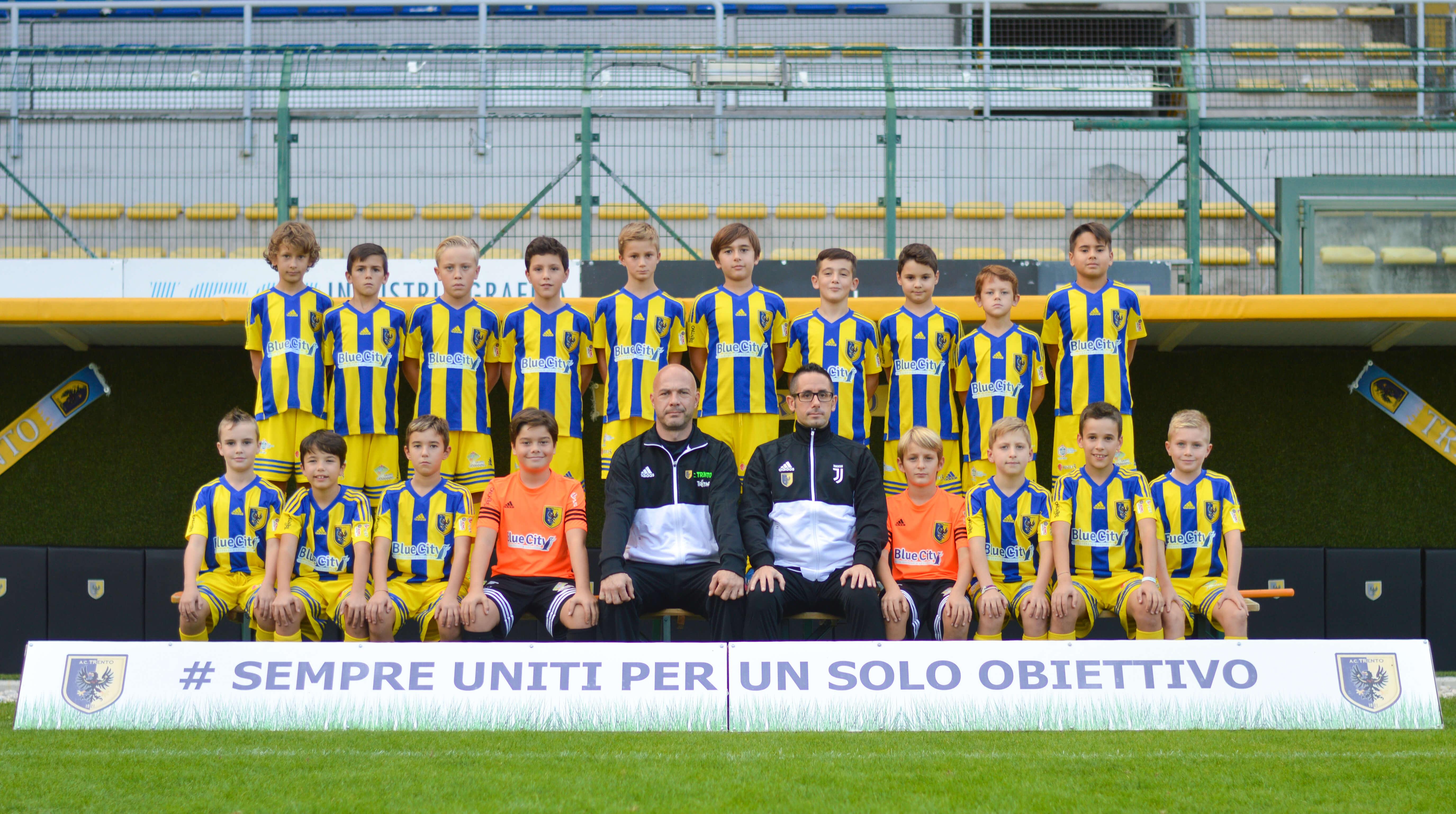 Squadra Pulcini A 2007