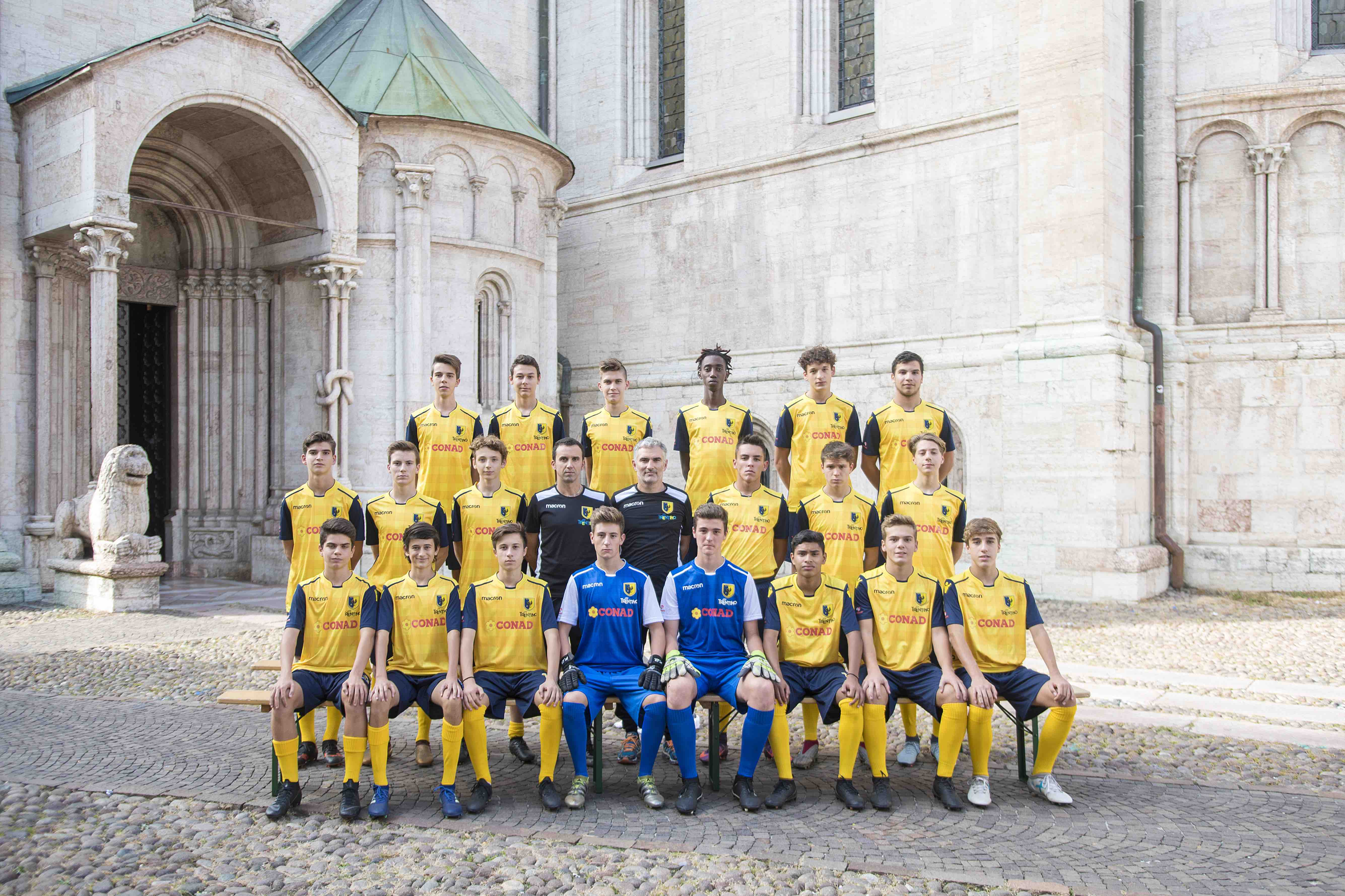 Squadra Under 17 Provinciale