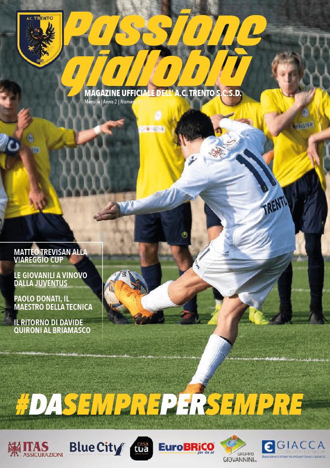 Magazine Passione Gialloblù - Numero 3 2019