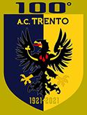 Logo AC Trento - 100 anni